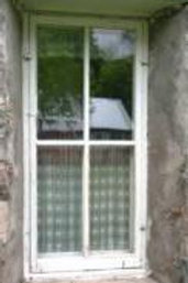 Single Split Pane Window