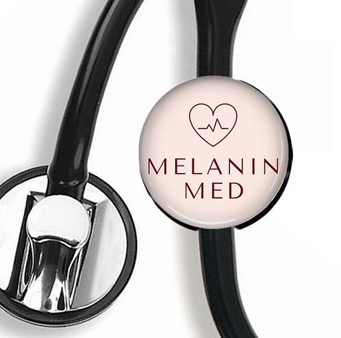Logo Stethoscope Clip