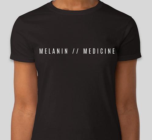 Classic Melanin // Medicine Tee (Unisex)