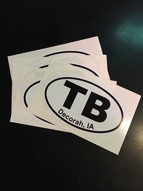 T-Bock's Sticker