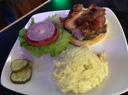 Food at T-Bock's Sports Bar & Grill