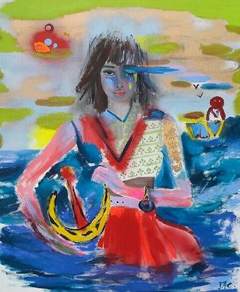 Jacqueline Dalsenter - Artistas Plástica