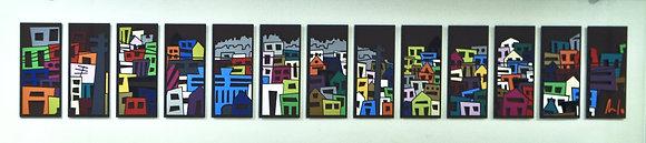 A favela - Rica Andreus