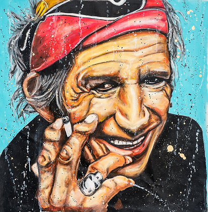 Keith Richards - Charles Chaim