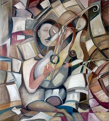 Intuição ou Inspiração IV - Silvia Borini