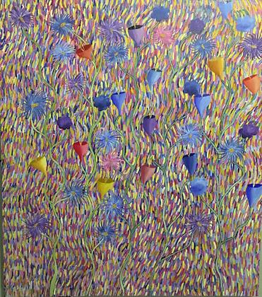 Entre Flores - Rafael  Zanasi