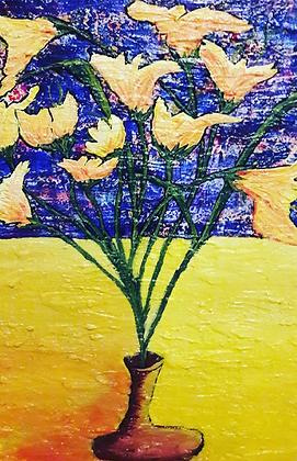 Flores Amarelas - Rafael Zanasi