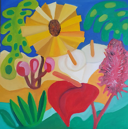 Jardim Tropicália - George Alonso
