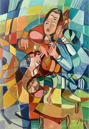 Silvia Borini - Artista Plástica