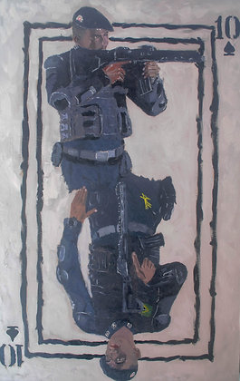Police - Alex Cyrillo