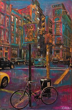 Soho NY - Charles Chaim