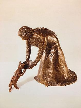 Mulher e o Gato - Doris Geraldi