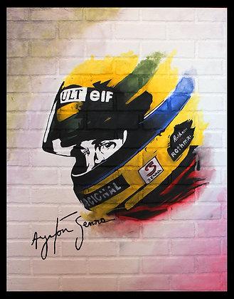 André Dunck - Ayrton Senna