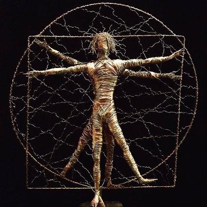 O Homem se Equilibrando - Ian Dolata