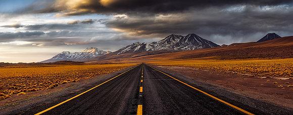 Yellow Road - Adhemar Duro