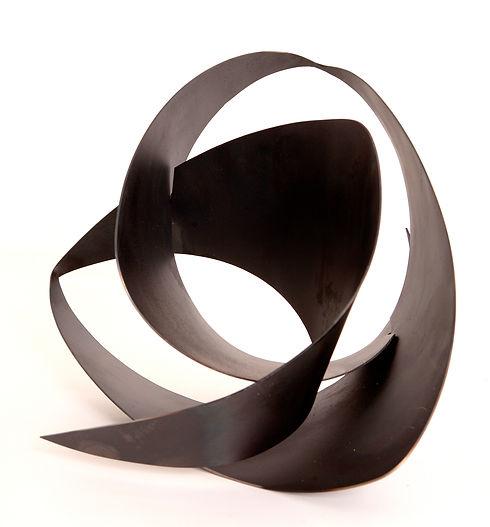 Origami Arraia Grande  2013 - ferro quei