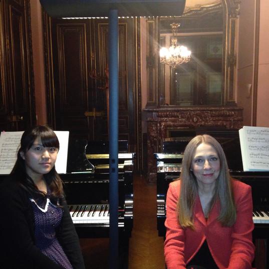 Teaching - Ecole Normale de Musique de Paris - Cortot