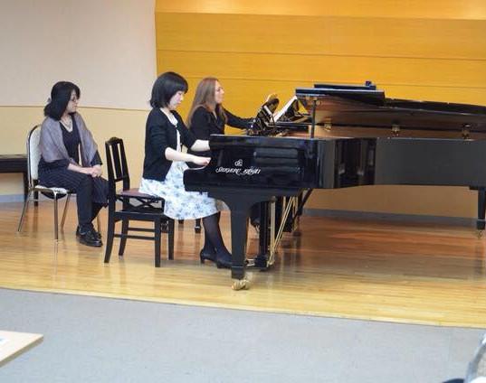 Master class Tokyo PTNA