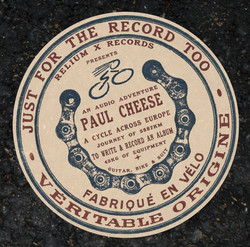 Just For The Record Too Album Cover