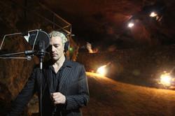 Paul Cheese Press Shot Caves