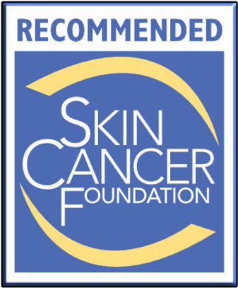 skin cancer foundation seal of approval.