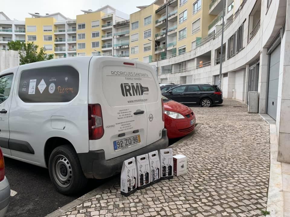 Delivery  em Lisboa