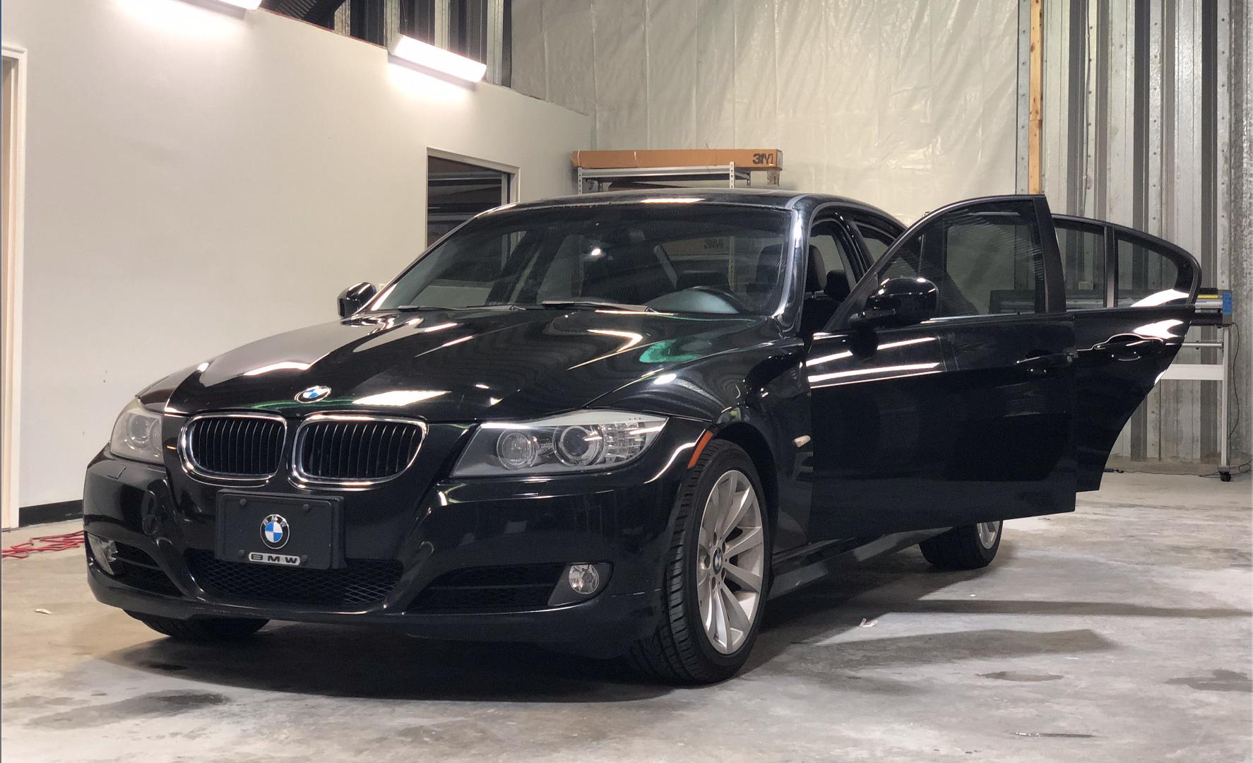 BMW TintMax VA