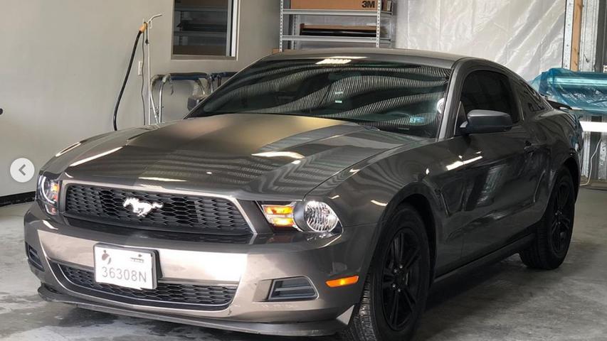 Ford Mustang TintMax VA
