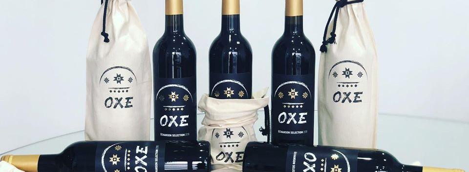 Lançamento do Vinho OXE