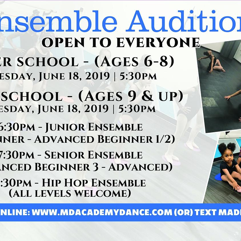 Dance Ensemble Auditions (1)