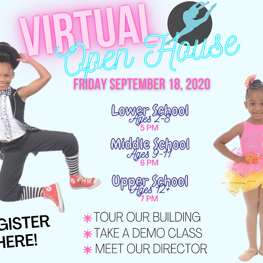 2020 Virtual Open House
