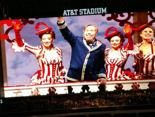 Show Boat on the Jumbotron!