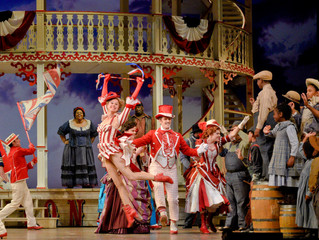 Opening Night of Show Boat!