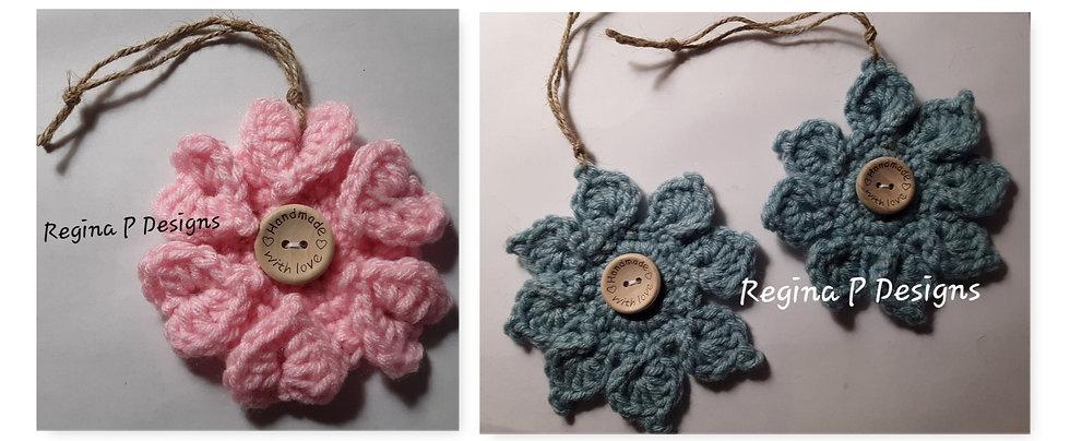 Bountiful Hearts/Leafy Ornament Bundle