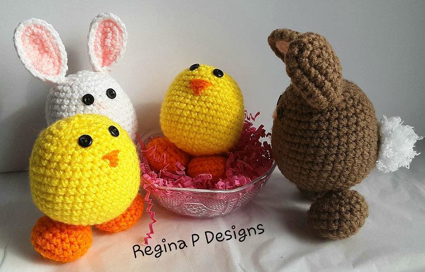 Easter Bouncy Buddies
