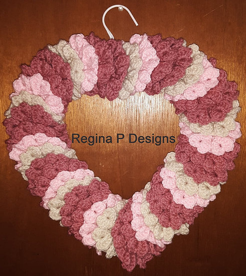 Bountiful Hearts Wreath