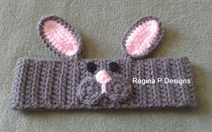 Bunny Ear Warmer