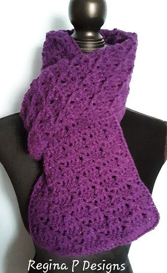 Twisty Stitch Scarf
