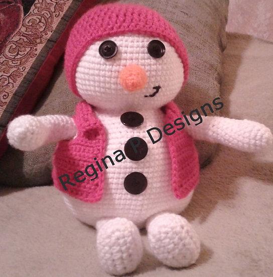 Snowman Buddy