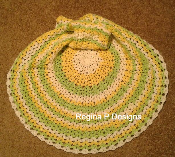 Premier Circle Baby Blanket