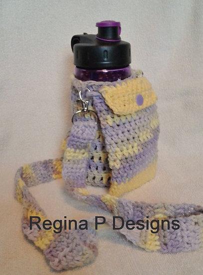 Water Bottle Bag & Purse