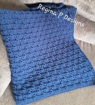 Twisty Baby Blanket