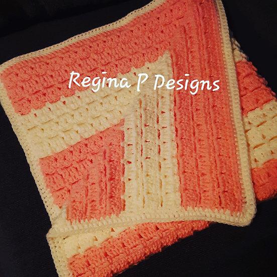 Simply Sweet Baby Blanket