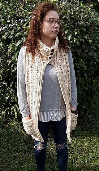 Elevated 3-in-1 Scarf