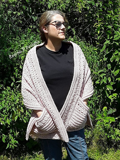 Elevated Pocket Shawl