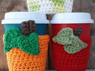 Simple Cup Cozy Pattern