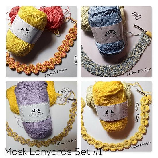 Mask Lanyards Set #1