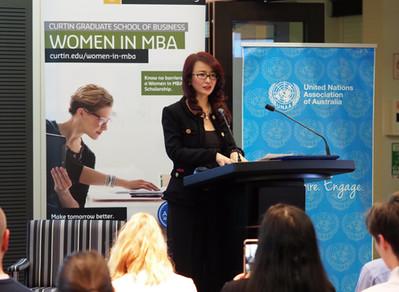 SDG Business Forum: Changemakers for Women Economic Empowerment