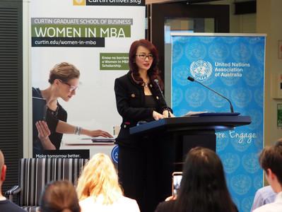 SDG Business Forum: Changemakers for Women Economic Empowerment