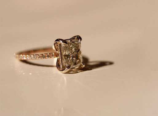 Rectangular Diamond Shapes